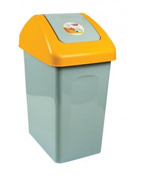 Koš na třídění odpadu 2 - Plasty
