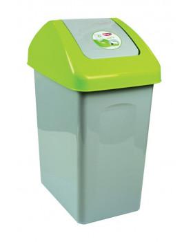 Koš na třídění odpadu 2 - Sklo