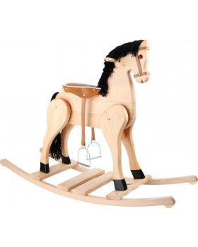 Hojdací koník Deluxe