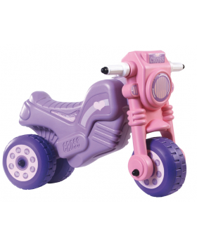 Jeździk - Motor dziewczęcy