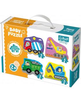 Baby puzzle - Stavba