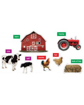 Dekorácia farma