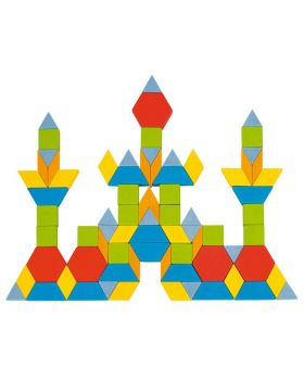 Geometrická mozaika