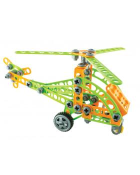 Stavebnice Hugo - Vrtulník