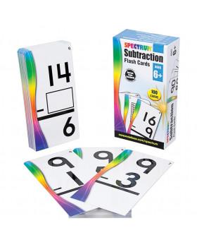 Balíček Flash kariet-Odčítanie