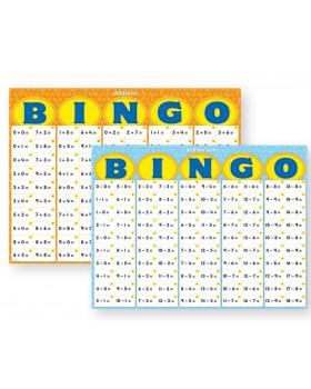 Bingo-Sčítanie a odčítanie