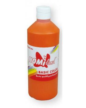 Temperová f.BasicColor 500 ml oranžová