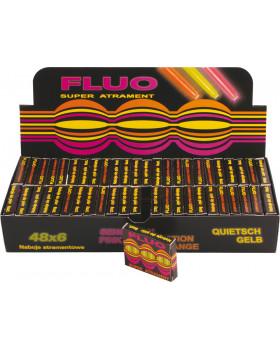 Bombičky fluo, 6 ks