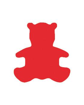 Dierkovač 1,8cm - medvedík