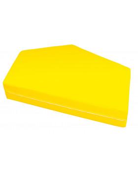 Materac 5- żółty grubość 15cm