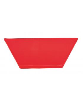 Materac 6 - czerwony grubość 5cm