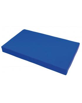 Materac 7 - niebieski  grubość 10 cm