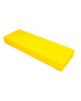 Materac 9- żółty grubość 15cm