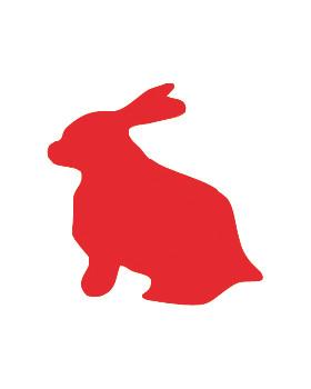 Dierkovač 1,8cm - zajačik