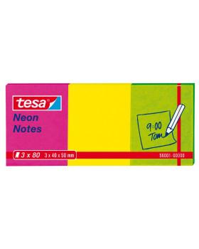 Samolepící bločky  TESA Neon