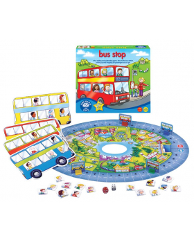 Autobusová zastávka - hra