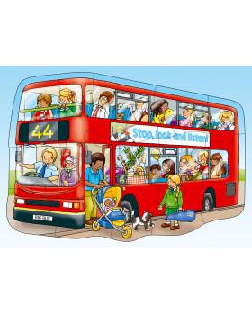 Podlah.puzzle - Autobus