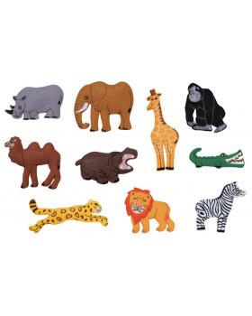 "Zvieratká z Afriky ""S"""