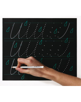 Grafomotorický súbor 4