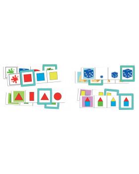 Farby, tvary a veľkosti