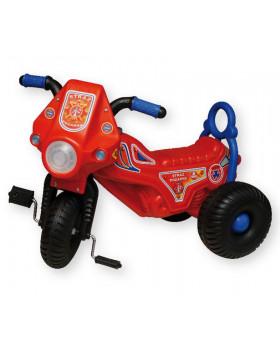 Požiarnická motorka