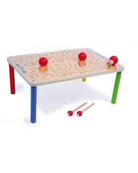 Magnetický stolček pre dvoch