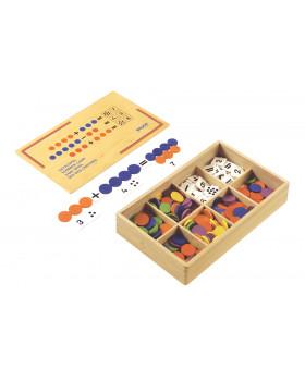 Farebné operácie - hra s číslami