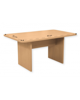 Konferenčný stolík obdĺžnikový