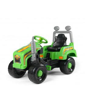 Traktor Mega - zelený