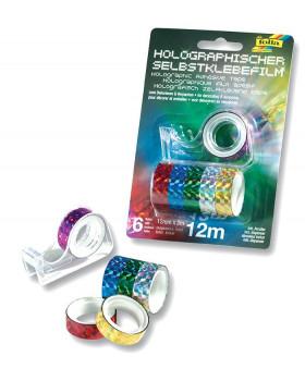 Holografické samolep.pásky