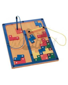 Magnetický tetris