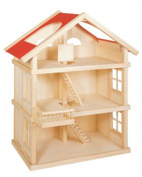 3 patrový domeček pro panenky