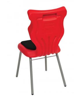 Dobrá stolička - Clasic Soft (38 cm) červená