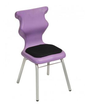 Dobrá stolička - Clasic Soft (31 cm) fialová