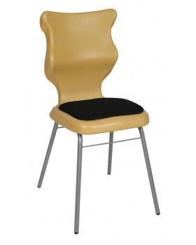 Dobrá stolička - Clasic Soft (51 cm) hnedá