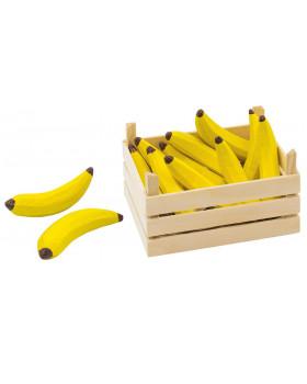 Banány v prepravke 10 ks