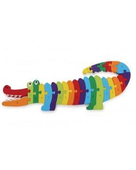 ABC krokodýl