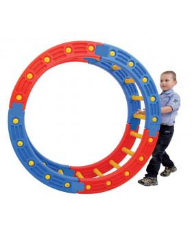 Aktívny rebríkový kruh