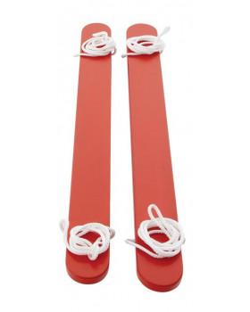 Letní lyže pro dva