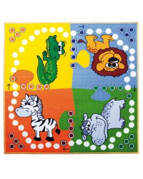 Koberec Člověče - puzzle