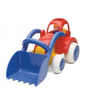 Jumbo Traktor s lyžicou