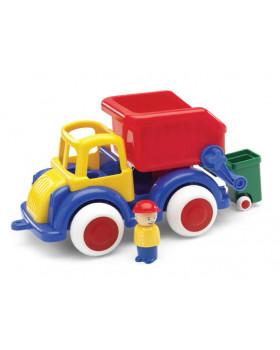 Jumbo Popelářské auto