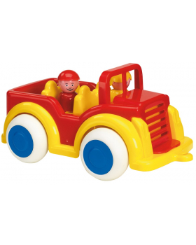 Jumbo jeep