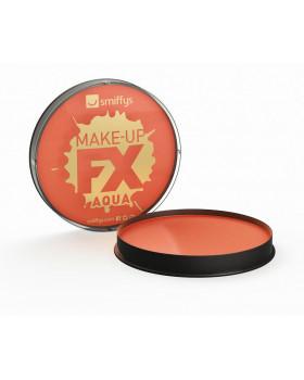 Barva na obličej - oranžová