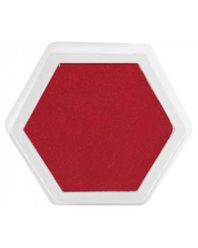 Veľké podušky na pečiatky - červená