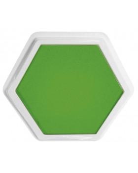 Veľké podušky na pečiatky - zelená