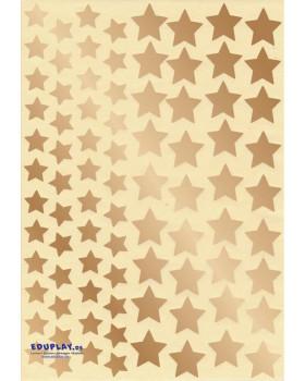 Nálepky - Hviezdy (672 ks)