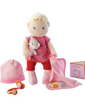 Textilná bábika Julka