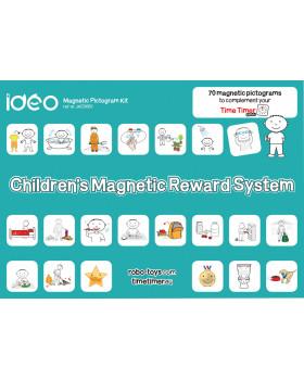 Sada magnetek - odměňování