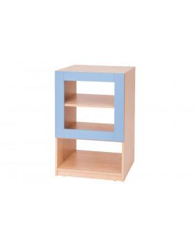 Blok vysoký - modrý